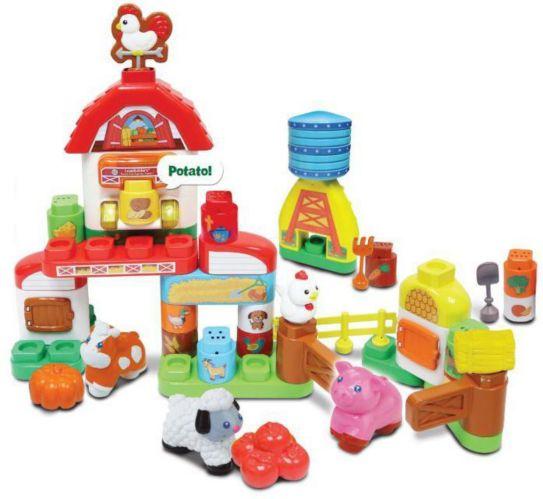 LeapFrog® LeapBuilders® Food Fun Family Farm™, French Product image
