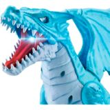 Robo Alive Fire Breathing or Ice Blasting Dragon by ZURU, Assorted | Zurunull