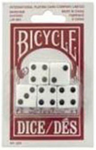 Bicycle Dice, 5-pk