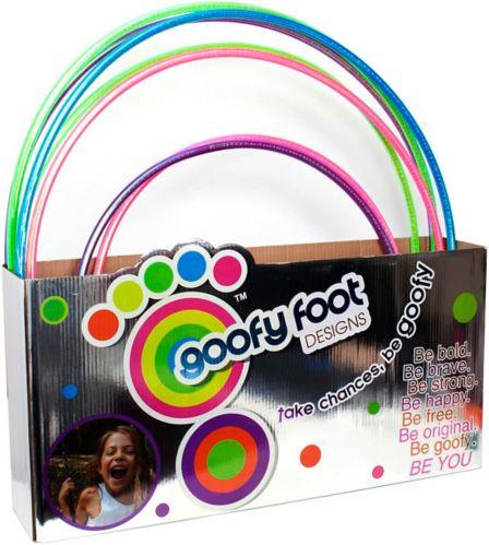 Cerceaux scintillants Goofy Foot, variés Image de l'article