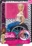 Barbie® Fashionistas Doll with  Wheelchair & Ramp | Barbienull