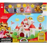 Nintendo Super Mario Mushroom Kingdom Castle Playset with Figures | Nintendonull