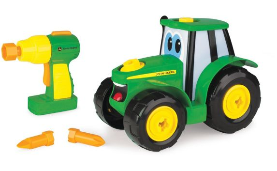 John Deere Build-A-Johnny Tractor Product image