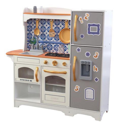 Kid Kraft Mosaic Magnetic Play Kitchen Product image