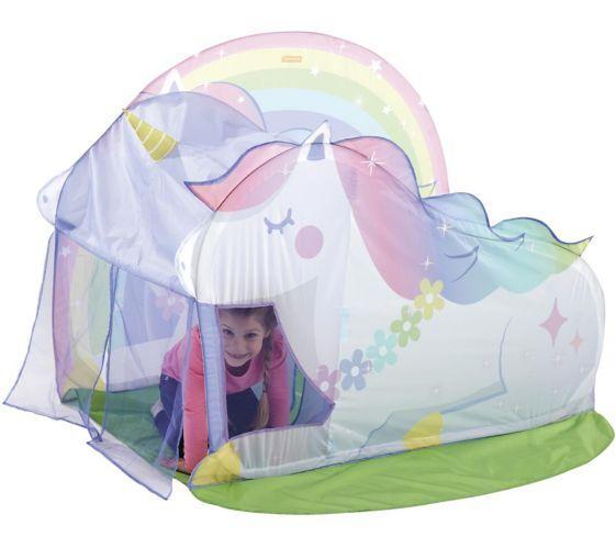 Playhut® Unicorn Hut Pop-Up Play Tent Product image