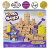 Coffret Royaume de sable de plage Kinetic Sand | Kinetic Sandnull