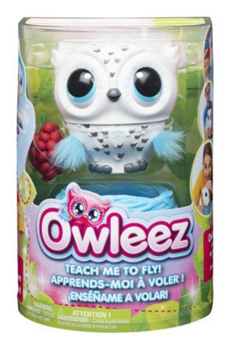 Owleez Interactive Baby Owl Toy