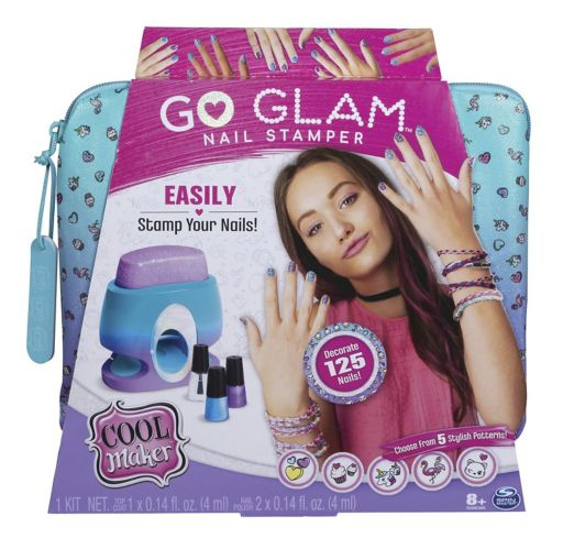 Cool Maker GO GLAM Nail Stamper Product image