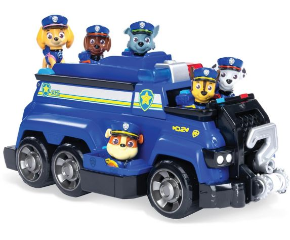 PAW Patrol Chase's Ulimate Police Cruiser