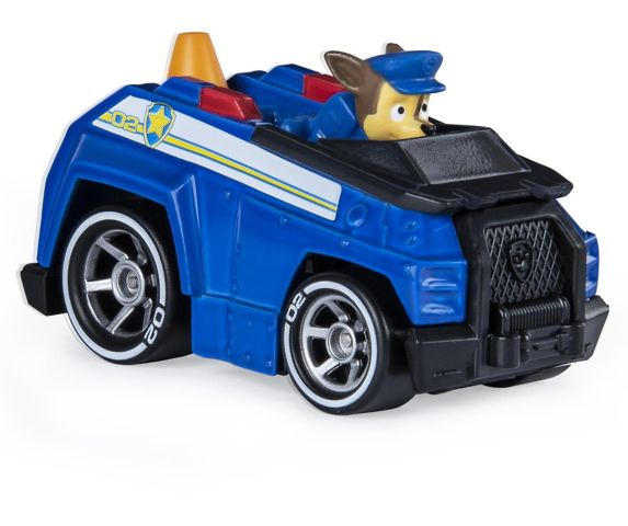 PAW Patrol True Metal Collectible Die-Cast Vehicle, Assorted