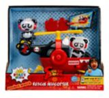 Ryan's World Vehicle with Figure, Assorted, 6-in