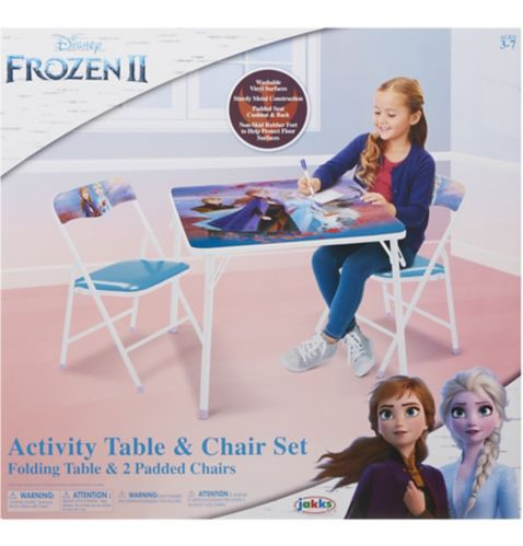 Disney Frozen 2 Activity Table Set Product image