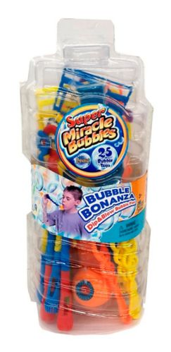 Super Miracle Bubbles Bubble Bonanza Product image