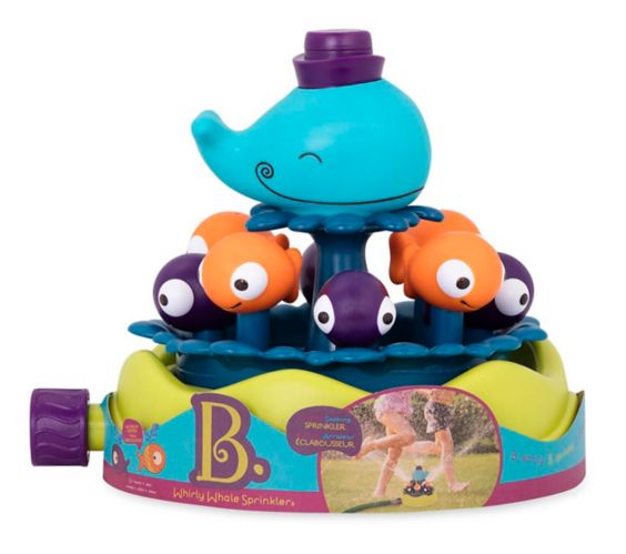B. Toys Whale Sprinkler Product image