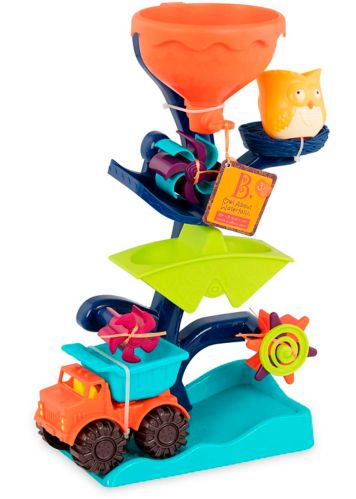 B. Toys Owl About Waterfalls Water Wheel Product image