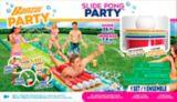 Banzai Slide Pong Party   Banzainull