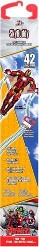 XKites Skybuddy Poly Figure Nylon Kite, Assorted, 29-in
