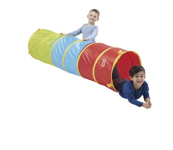 Playhut® Pop-Up Play Tunnel, 6-ft
