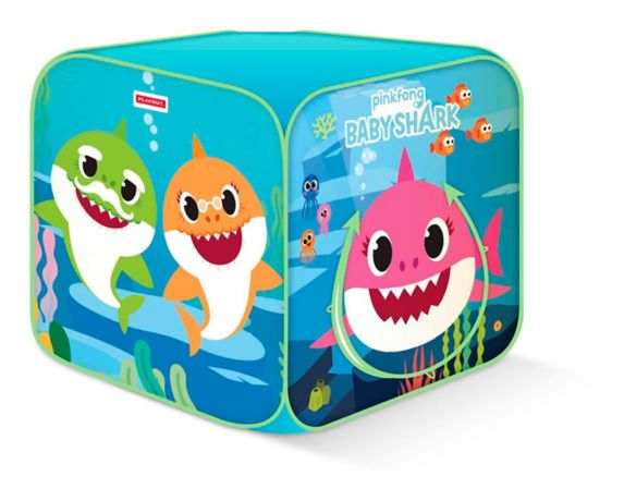 Playhut® Pinkfong Baby Shark Cube Tent Product image