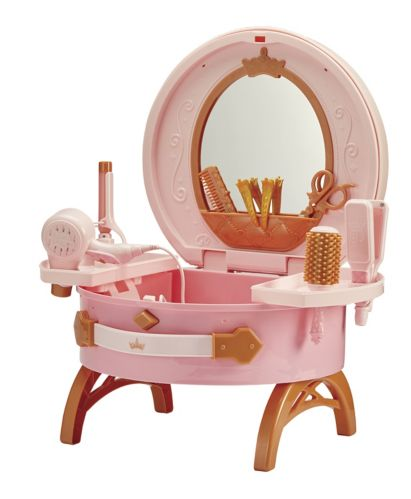 Disney Princess Style Collection Glam & Go Vanity