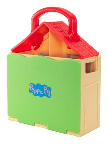 Peppa Pig Pop N' Play House Playset