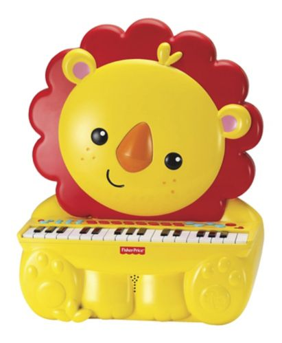 Fisher-Price® Lion or Elephant Piano, Assorted Product image