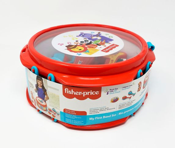 Fisher-Price® My First Band Set Product image