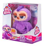Pets Alive Fifi the Flossing Sloth Robotic Toy by ZURU | Zurunull
