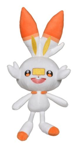 Pokémon Galar Region Plush Toy, Assorted, 8-in Product image