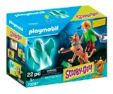 PLAYMOBIL Scooby-DOO! Scooby & Shaggy with Ghost | PLAYMOBILnull