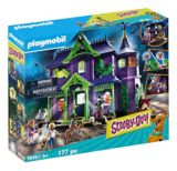 PLAYMOBIL Scooby-DOO! Adventure in the Mystery Mansion | PLAYMOBILnull