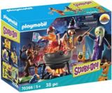 PLAYMOBIL Scooby-DOO! Adventure in the Witch's Cauldron | PLAYMOBILnull