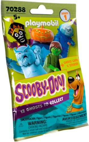 PLAYMOBIL Scooby-DOO! Mystery Figures, Assorted