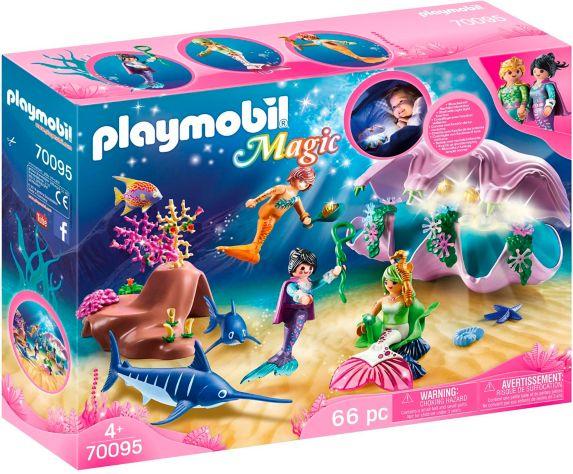 PLAYMOBIL Magic: Pearl Shell Nightlight Product image