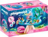 PLAYMOBIL Magic: Mermaid Beauty Salon with Jewel Case   PLAYMOBILnull