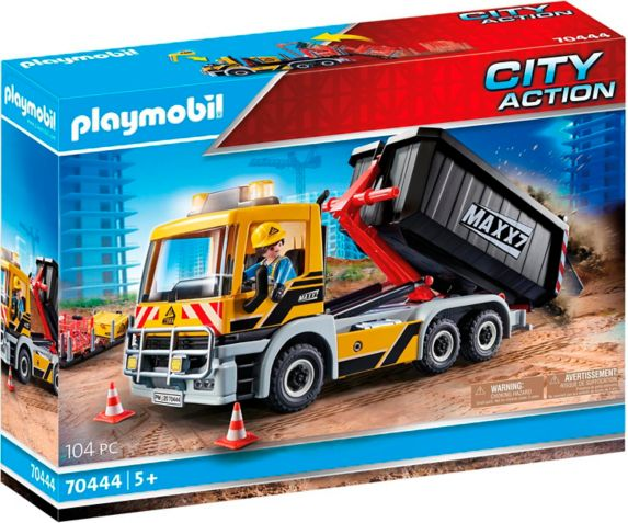 PLAYMOBIL City Action Interchangeable Truck Product image