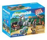 PLAYMOBIL StarterPack Kayak Adventure or Starter Pack Knight's Treasure Battle, Assorted | PLAYMOBILnull