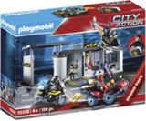 PLAYMOBIL City Action Take Along Tactical Unit Headquarters | PLAYMOBILnull