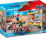 PLAYMOBIL City Action Construction Scaffolding with Workers | PLAYMOBILnull