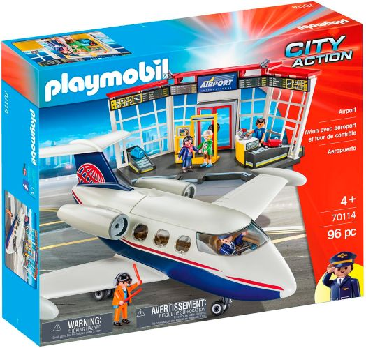 PLAYMOBIL City Action Airport Product image