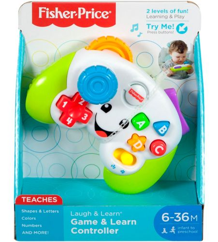 Fisher-Price® Laugh & Learn® Game & Learn Controller Product image