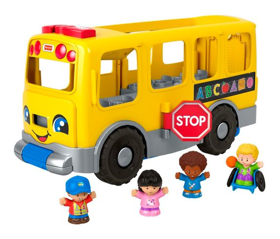 Fisher-Price® Little People® Big Yellow School Bus