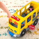 Fisher-Price® Little People® Big Yellow School Bus | Fisher Pricenull