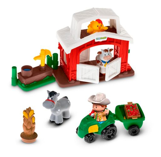 Fisher-Price® Little People® Mini Garage or Farm, Assorted Product image