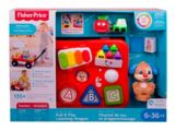 Fisher-Price® Laugh & Learn™ Pull & Play Learning Wagon | Fisher-Pricenull