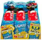 Fisher-Price® DC Super Friends™ Slammers™ Vehicle & Mystery Figure, Assorted   Imaginextnull