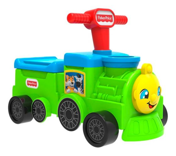 Fisher-Price® Tootin Ride On