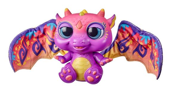furReal Moodwings Baby Dragon Interactive Pet