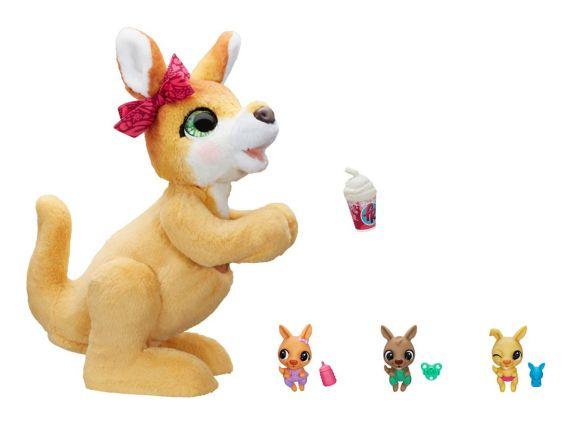 Animal de compagnie interactif Mama Josie le Kangaroo de FurReal
