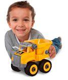 DIY Toy Construction Vehicles Set, Assorted, 2-pk